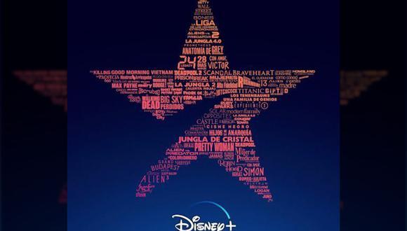 Star Plus llegará en junio de este año a Latinoamérica con un amplio catálogo. (Foto: Disney)