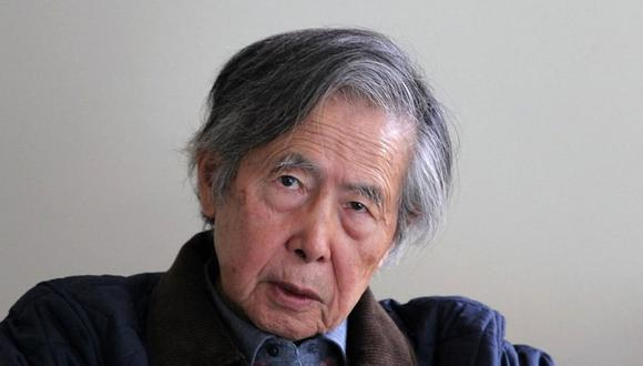 Alberto Fujimori purga una condena de 25 años de prisión