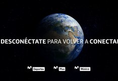 Los canales Movistar te invitan a unirte a La hora del planeta