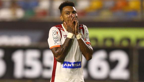 Universitario prestó a Alexi Gómez al equipo chileno San Luis de Quillota en el 2015. (Foto: USI)