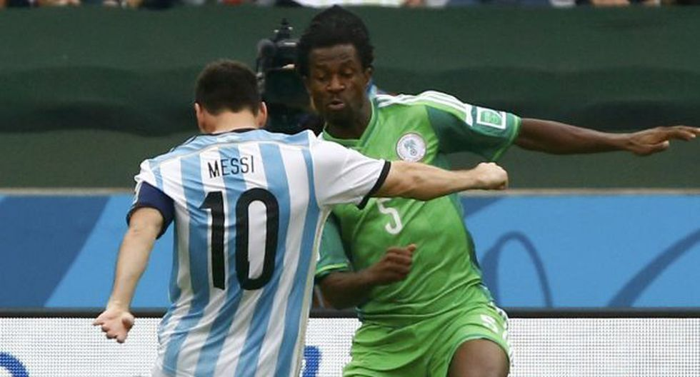 Argentina venció 3-2 a Nigeria con doblete de Lionel Messi - 3
