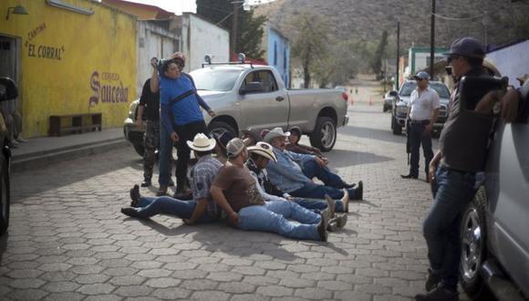 """La serie """"Somos."""" ofrece una perspectiva de la masacre ocurrida en octubre de 2011 en Allende, Coahuila. (RICARDO JARDON / NETFLIX)."""