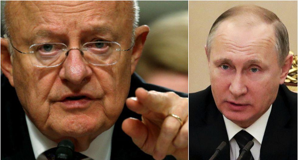 El testimonio de Inteligencia estadounidense sobre hackeo ruso