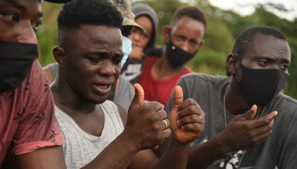 Los extranjeros piden apoyo porque no pueden regresar a Brasil (Foto: GORE Madre de Dios)