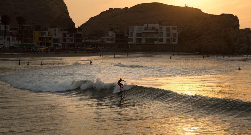 El balneario de Cerro Azul (Cañete) se encuentra a dos horas de  Lima.(Foto: Shutterstock)