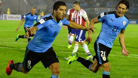 Uruguay completó convocatoria para duelos ante Brasil y Perú