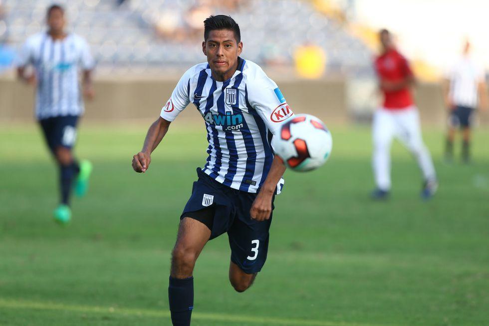 Fabio Rojas tuvo la oportunidad de debutar en el primer equipo de Alianza Lima. (Foto: GEC).