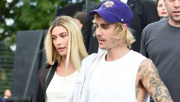 Justin Bieber ha confesado que no estaba seguro de casarse con Hailey Baldwin (Foto: AFP)