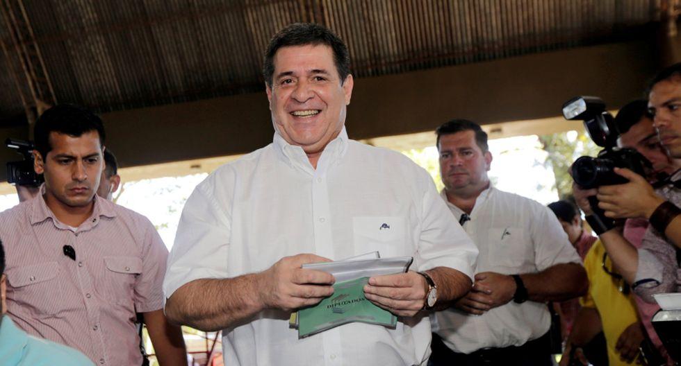 Paraguay: 348,2 millones de dólares. (Foto: Reuters/Mario Valdez)