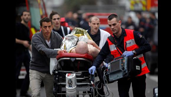 """Francia: """"No hay duda de que es un atentado terrorista"""""""