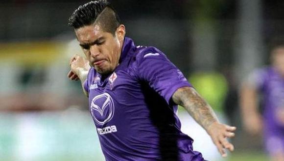 Fiorentina venció 2-1 a Betis con gol de Juan Vargas