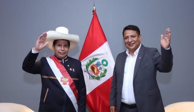 La Fiscalía solicitó el impedimento de salida del país para el recientemente nombrado embajador de Perú en Venezuela. Magistrado aseveró que la designación del dirigente de Perú Libre tiene como fin apartarlo de la justicia. (Foto: Facebook)