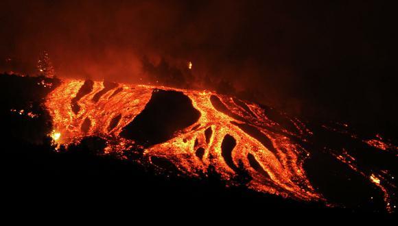 El Volcán de La Palma inició su proceso de erupción el último domingo 19 de septiembre. (Foto: Europa Press)