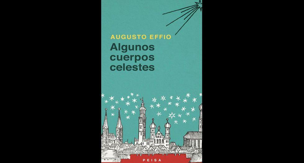 """""""Algunos cuerpos celestes"""" - Augusto Effio. (Foto: Difusión)"""