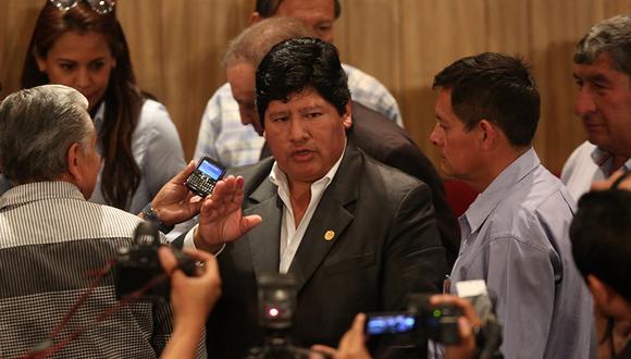 Edwin Oviedo deberá afrontar otra Junta Directiva en la que se tratarán los temas pendientes por su situación judicial. (Foto: El Comercio)