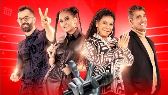 La nueva temporada del reality La voz Perú inicia este lunes 14 de junio | Imagen: Facebook / Latina.pe
