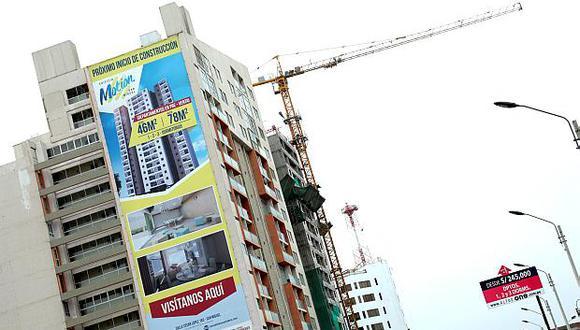 Existe desinformación sobre los métodos de financiamiento inmobiliarios. (Foto: USI)