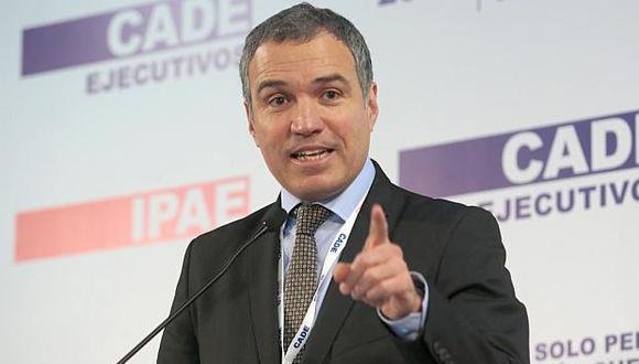 Salvador del Solar fue nombrado para liderar el segundo Gabinete Ministerial del gobierno del presidente Martín Vizcarra.(Foto: GEC)