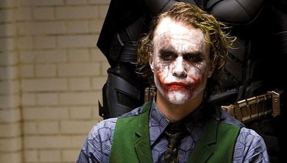 """Ahora es difícil imaginar a alguien más interpretando al Joker en """"The Dark Knight"""", lo cierto es que Ledger no era el único interesado en él (Foto: Warner Bros.)"""
