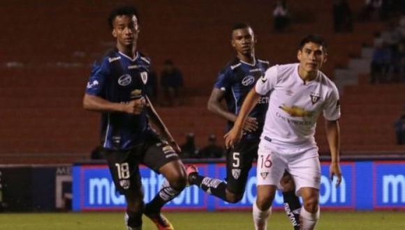 ¿Irven Ávila seguirá en Liga Deportiva Universitaria de Quito?