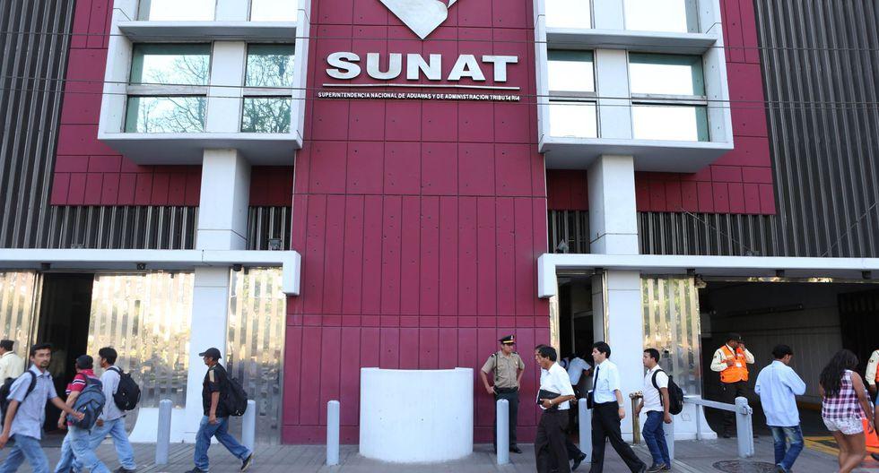 La medida facilitará el cumplimiento de obligaciones tributarias, según la Sunat. (Foto: Andina)