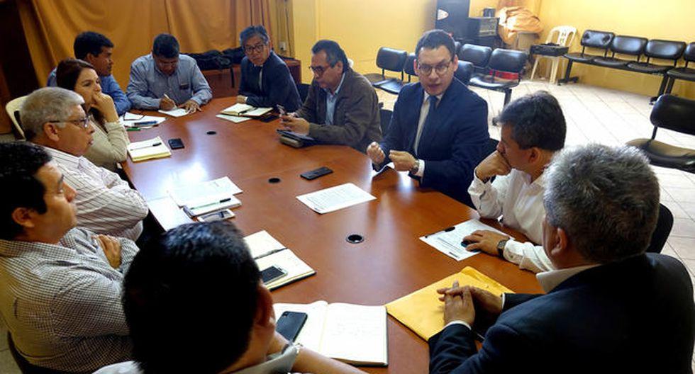 La conformación de la comisión técnica marca el inicio del reordenamiento de la Universidad Nacional San Luis Gonzaga de Ica. (Foto: Minedu)