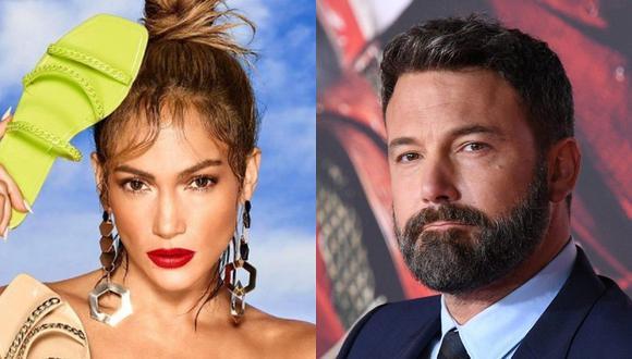 Recientemente Jennifer Lopez y Ben Affleck fueron captados besándose en un restaurante de Malibú y una relación a distancia no está en sus planes. (Foto: @jlo Instagram / AFP / Composición)