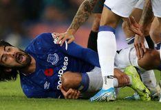 André Gomes y un momento escalofriante: la terrible lesión del exjugador del Barcelona que generó el llanto de sus compañeros y conmovió a la Premier League | VIDEO
