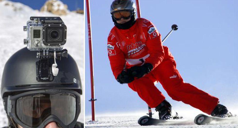 Primeras conclusiones tras investigar el casco de Schumacher