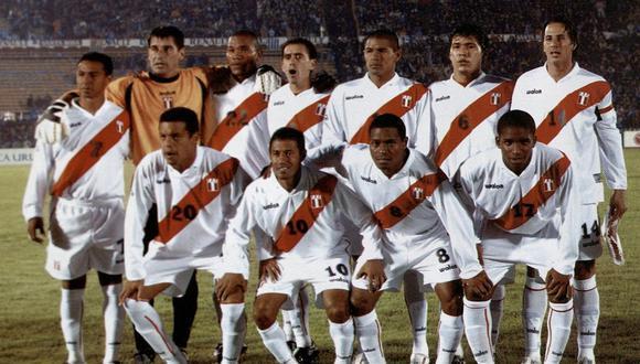 Aquella selección no pudo clasificar al Mundial de Alemania 2006. (Foto: Conmebol)