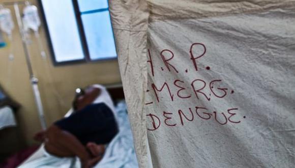 Casos de dengue se incrementan a 64 en Piura