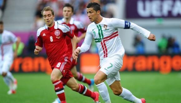 Cristiano Ronaldo publicó un mensaje en sus redes sociales luego de la descompensación que sufrió Christian Eriksen en pleno Dinamarca vs. Finlandia