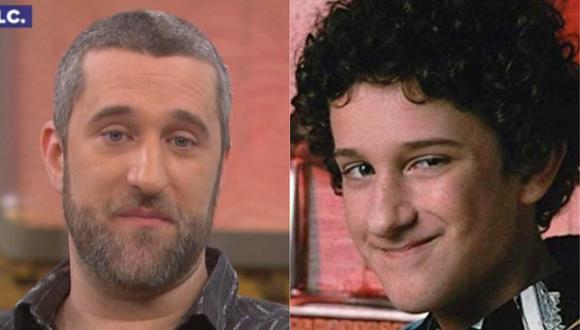 """""""Salvado por la campana"""" ocupa una parte importante de los recuerdos de la TV. Y el personaje de Dustin Diamond es uno de los más queridos. Hoy el actor está grave (Foto: NBC)"""