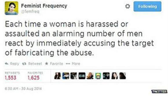 Una bloguera es amenazada de muerte por denunciar misoginia