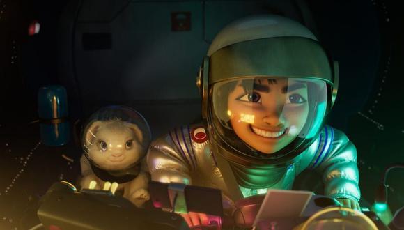 """Se presume que la cinta animada """"Over the Moon"""" llegará a Netflix en la primavera del 2020. (Netflix)."""