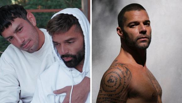 Ricky Martin afirma que a uno de sus hijos le gustan las artes y el otro, quiere ser youtuber.  (Foto: Instagram / @jwanyosef / @rickymartin).