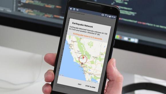 Conoce las aplicaciones que te informan si habrá un sismo segundos antes de que ocurra. (Foto: GEC)