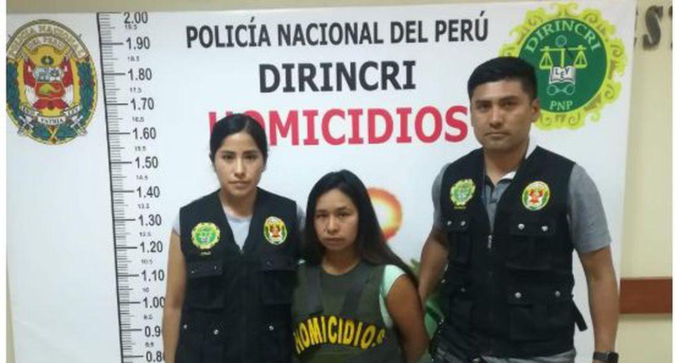 El crimen ocurrió el 5 de marzo de 2019, Naquiche Ruiz fue encontrado sin vida en el Asentamiento Humano Enrique Milla Ochoa, en Los Olivos.  (Foto: Ministerio Público)