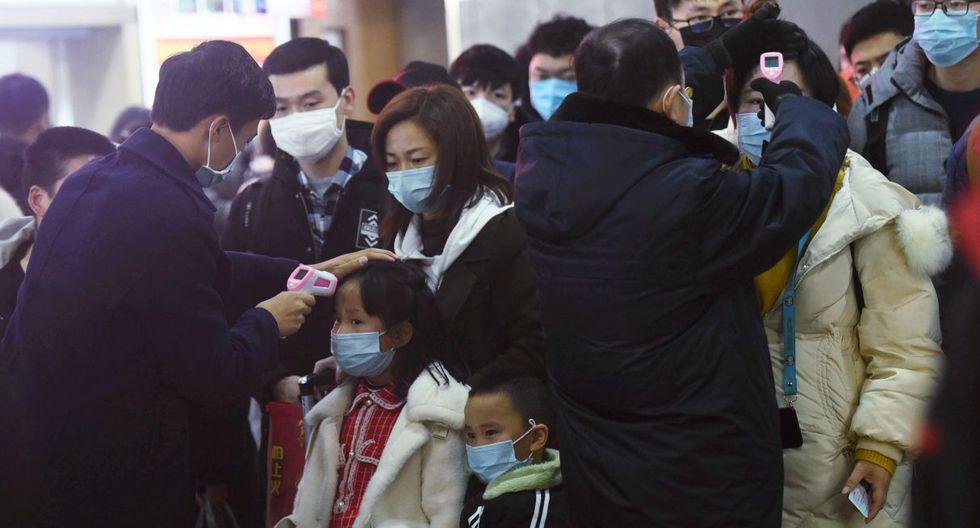 El coronavirus de Wuhan, un desafío para la China de Xi Jinping. (Reuters).