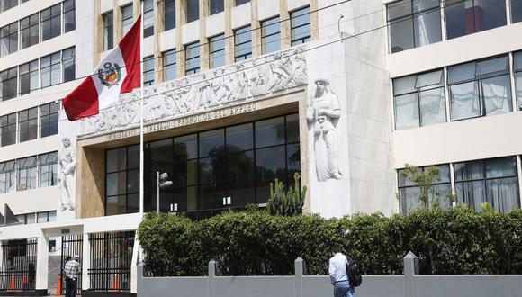 Ministerio de Trabajo afirma que discusión deberá darse con todos los actores del escenario laboral. (Foto: GEC)