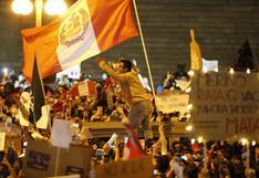 Generación del Bicentenario: la historia de un 'hashtag' a través de los días más intensos de las protestas ciudadanas