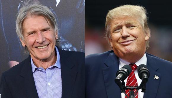 Harrisond Ford ridiculizó a Donald Trump [VIDEO]