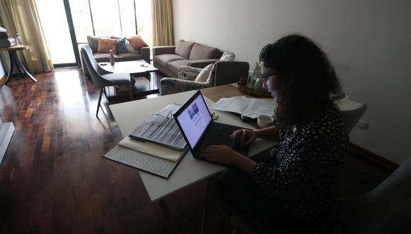 El empleador no puede exigir al trabajador, durante el tiempo de desconexión digital, realizar tareas o responder comunicaciones. (Foto: Alessandro Currarino / GEC)
