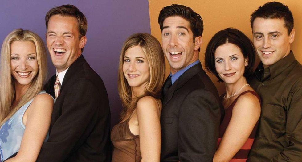 """""""Friends"""": así será el esperado reencuentro de los actores con Ellen Degeneres como presentadora. (Foto: NBC)"""