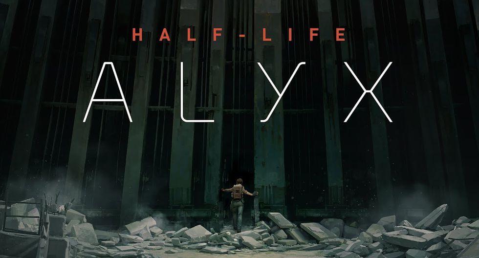 La franquicia Half Life recibirá un nueva entrega: Half Life Alyx. (Captura de pantalla)