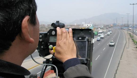 Mañana reanudan las multas por exceso de velocidad en 3 zonas