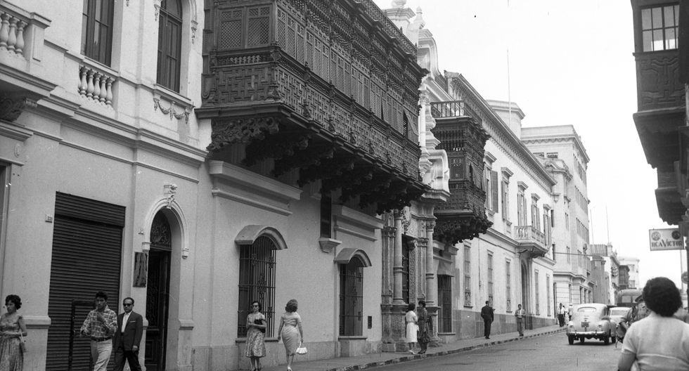 (Foto: Archivo Histórico / El Comercio)