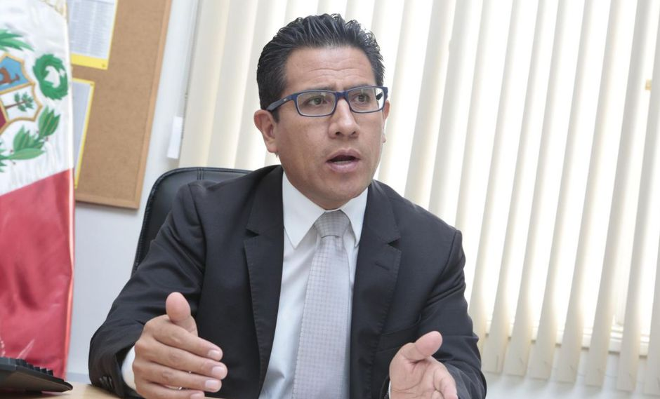 El procurador Amado Enco informó sobre un posible nuevo pedido de extradición contra César Hinostroza. (Foto: GEC)