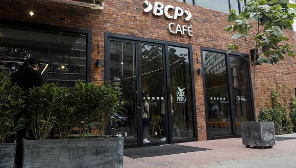 El local está ubicado en San Isidro. (Foto: BCP)