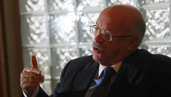 Ex canciller Ferrero: Firma de acta renueva confianza con Chile